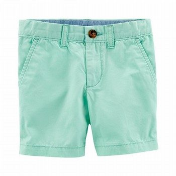 Carter's Flat-Front Shorts