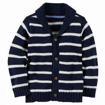 Carter's Stripe Cardigan