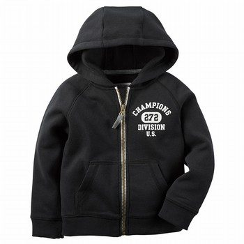 Carter's Fleece Zip-Up Hoodie
