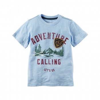 Carter's Adventure Is Calling Graphic Tee