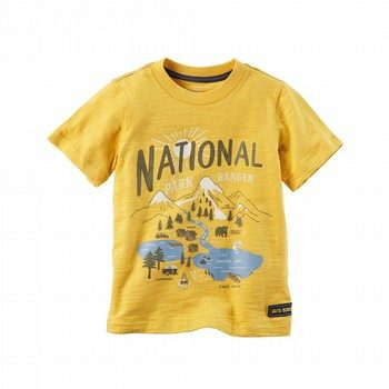 Carter's National Park Ranger Graphic Tee