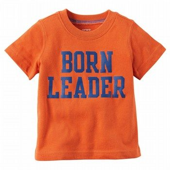 Carter's Born Leader Graphic Tee
