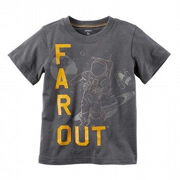 Carter's Far Out Graphic Tee