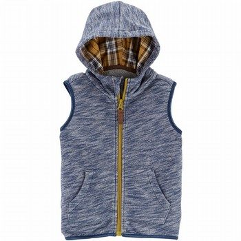 Carter's Zip-Up French Terry Vest
