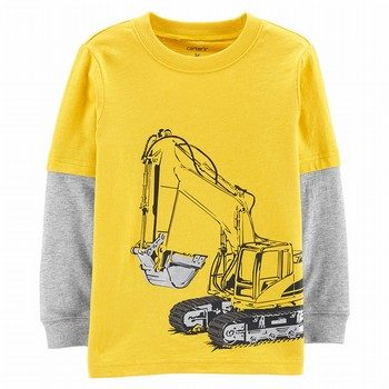 Carter's Construction Layered-Look Tee