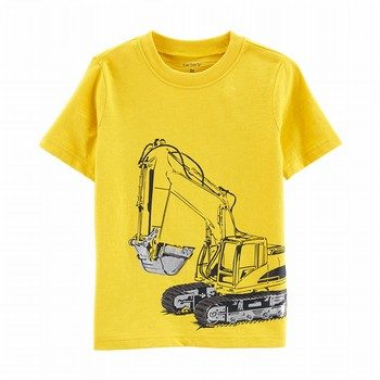 Carter's Construction Jersey Tee