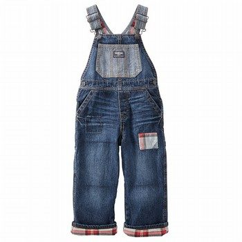 OshKosh B'gosh Denim Overalls - Vintage Bright Wash