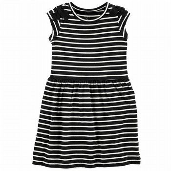 Cater's Striped Jersey Dress