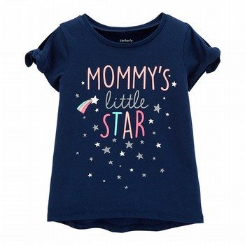 Carter's Mommy's Little Star Hi-Lo Tee