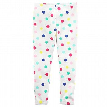 Carter's Polka Dot Leggings