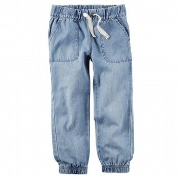 Carter's Chambray Joggers