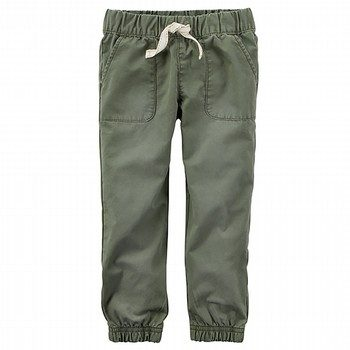 Carter's Twill Joggers