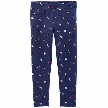 Carter's Space Matchtastic Leggings