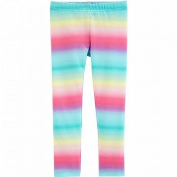 Carter's Rainbow Leggings