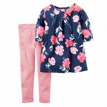 Carter's 2PC Top & Legging Set