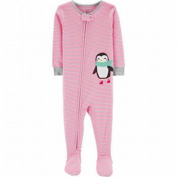 Carter's Snug Fit Cotton Onepeice Footed PJs