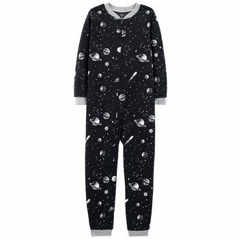 Carter's Snug Fit Fleece Footless Onepiece PJs