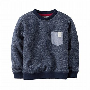 Carter's L/S Crew Pocket Sweater