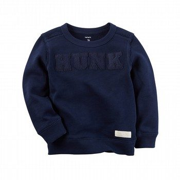 Carter's French Terry Pullover