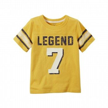 Carter's Legend Graphic Tee