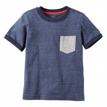 Carter's Pocket Ringer Tee