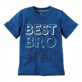 Carter's Best Bro Ever Graphic Tee