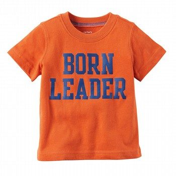 Carter's Leader On The Field Graphic Tee