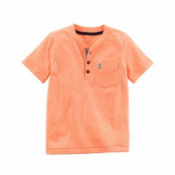 Carter's Pocket Henley Tee