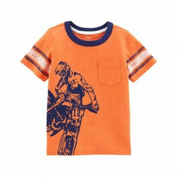 Carter's Dirt Bike Jersey Tee