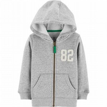Carter's Zip-Up Fleece Hoodie