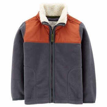 Carter's Zip-Up Fleece Jacket