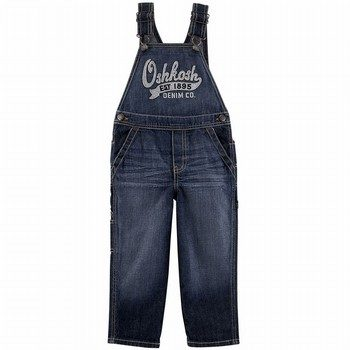 OshKosh Denim Overalls - Union Wash