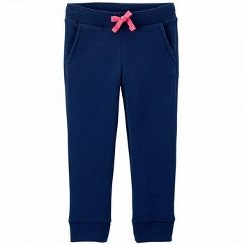 OshKosh B'gosh Logo Fleece Pants