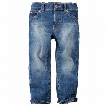Carter's 5-Pocket Skinny Jeans - Dark Wash