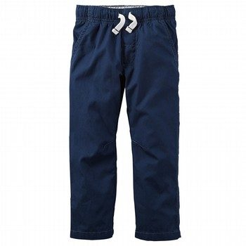 Carter's Stiched Poplin Pants