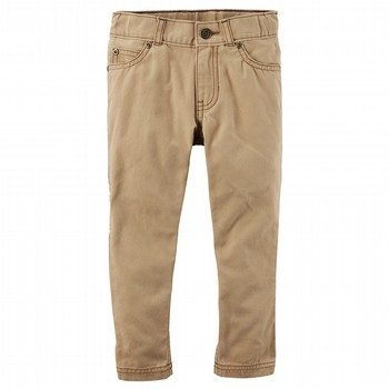Carter's 5-Pocket Straight-Fit Carpenter Pants