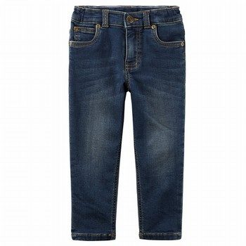 Carter's 5-Pocket Stretch Straight-Fit Jeans