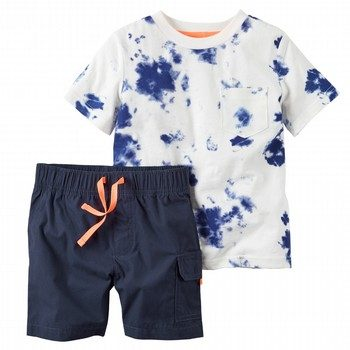 Carter's 2PC Tee & Pant Set