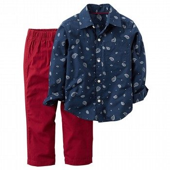 Carter's 2PC Shirt & Pant Set