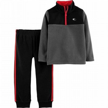 Carter's 2PC Half-Zip Pullover & Jogger Set