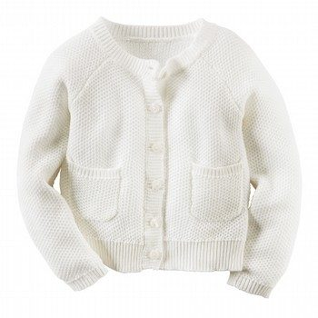 Carter's Knit Cardigan