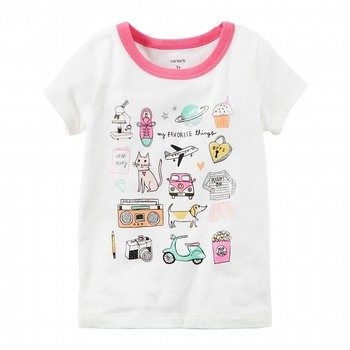 Carter's Favorite Things Graphic Tee