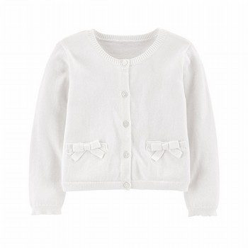 Carter's Bow Cardigan