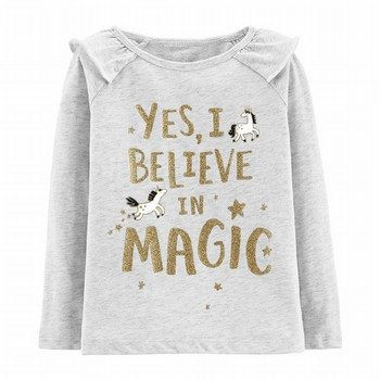 Carter's Believe In Magic Tee