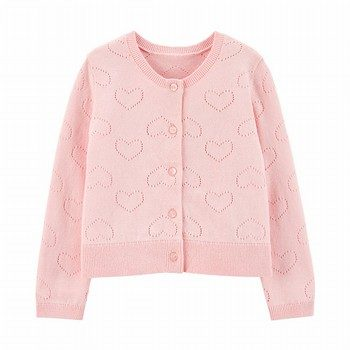 Carter's Heart Cardigan