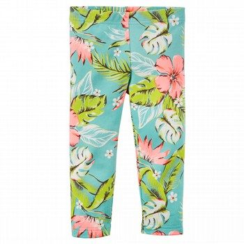 Carter's Tropical Print Leggings
