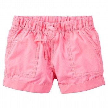 Carter's Pull-On Neon Shorts