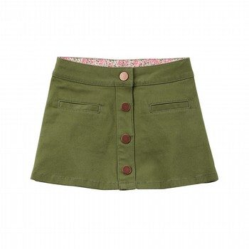 Carter's Button-Front Skirt