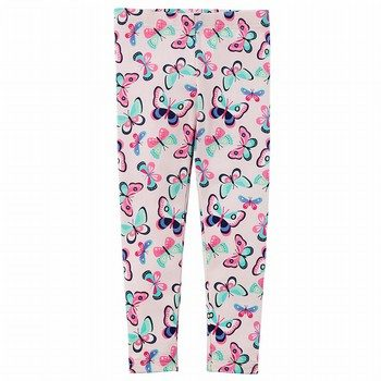 Carter's Butterfly Print Leggings