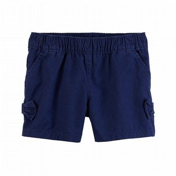 Carter's Easy Pull-On Bow Shorts